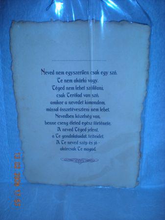 diplomaosztó idézetek vicces Merített papír idézet BOLDOG NÉVNAPOT/Dekorkuckó
